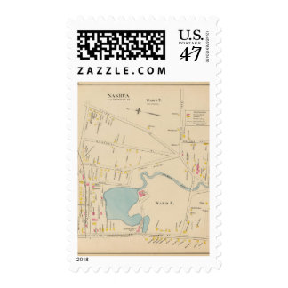 Nashua, sala 78 timbres postales