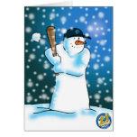 Nashua Snow Ball Anniversary Edition Greeting Cards