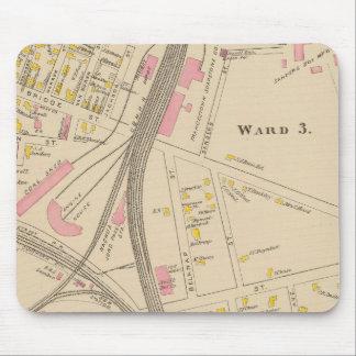 Nashua, Ward 3, 7 Mouse Pad