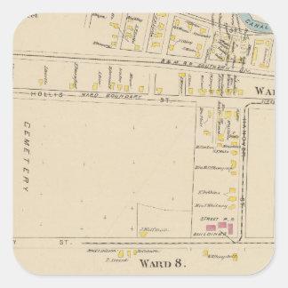 Nashua, Ward 56, 8, Atherton Park Square Sticker