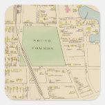 Nashua, Ward 68 Square Sticker