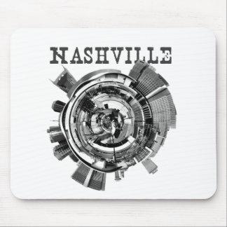 Nashville 360° Mousepad Alfombrilla De Ratones