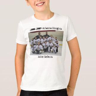 Nashville 380, 2008-2009 Atlanta Knights, Mite ... T-Shirt