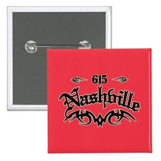 Nashville 615 pin
