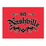Nashville 615 postcard