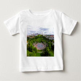 Nashville Aerial photo Baby T-Shirt