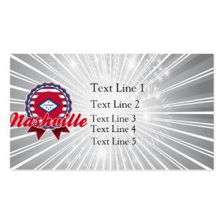Nashville, AR Business Card Templates