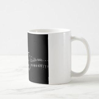 Nashville At Night Coffee Mug