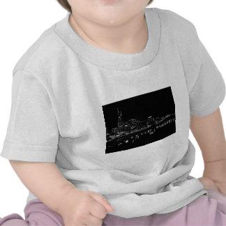 Nashville At Night T-shirt