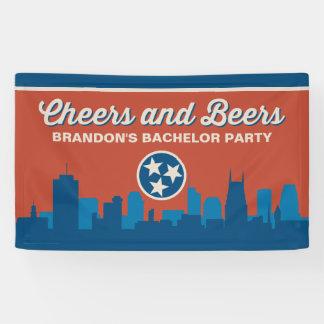 Nashville Bachelor Banner