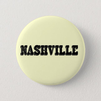 Nashville Black Block Button