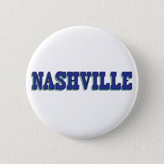 Nashville Blue Block Button