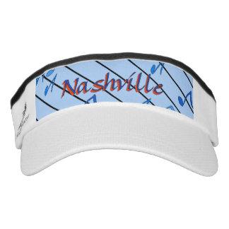Nashville Blue Notes Headsweats Visor