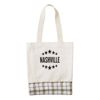 Nashville Bolsa Tote Zazzle HEART