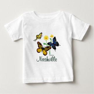 Nashville Butterflies Baby T-Shirt
