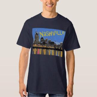 Nashville, camiseta del horizonte del TN