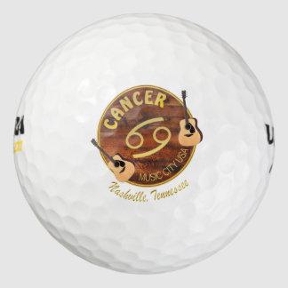 Nashville Cancer Wilson Ultra 500 Golf Ball