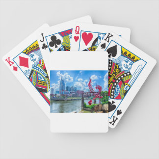 Nashville City in Tennessee Deck Of Cards