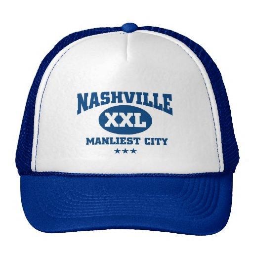 Nashville, ciudad de Manliest Gorra