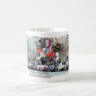 Nashville - coffee mug