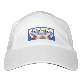 Nashville Country Music Epicenter Headsweats Hat