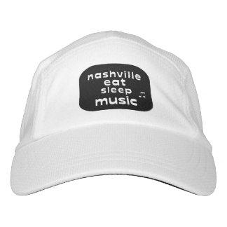 Nashville Eat Sleep Music Hat