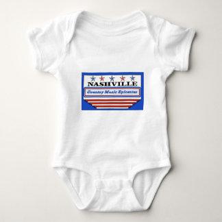 Nashville Epicenter Baby Bodysuit