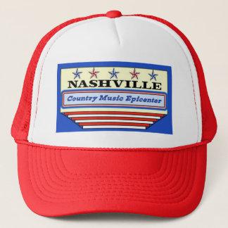Nashville Epicenter Trucker Hat