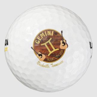 Nashville Gemini Wilson Ultra 500 Golf Ball