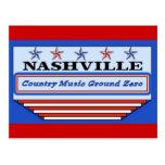 Nashville Ground Zero Postcard