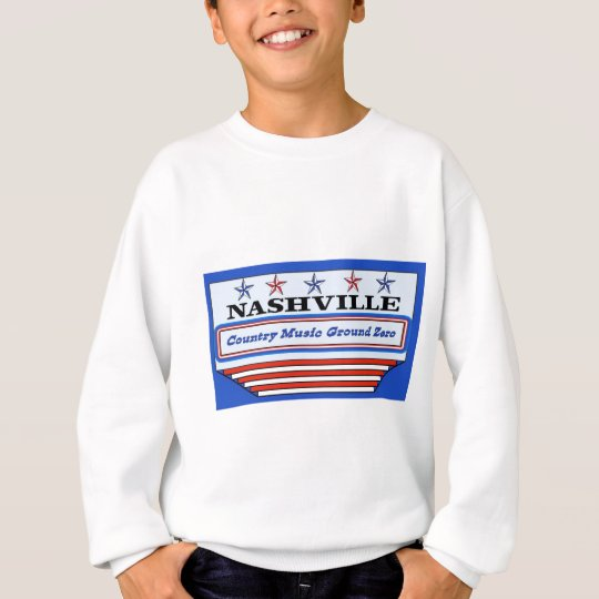 Nashville Ground Zero Sweatshirt