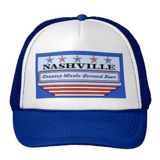 Nashville Ground Zero Trucker Hat