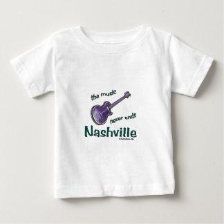 Nashville Guitar Baby T-Shirt