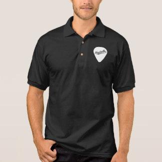 Nashville Guitar Pick Polo Shirt