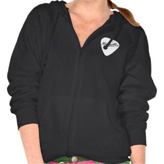 Nashville Guitar Pick Sweatshirts