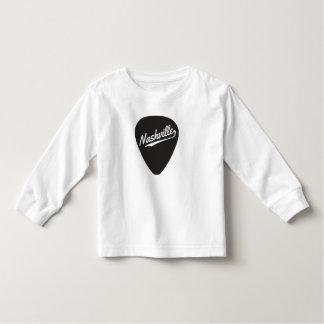 Nashville Guitar Pick Toddler T-shirt