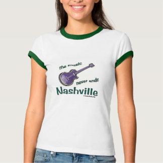 Nashville Guitar Tee Shirt