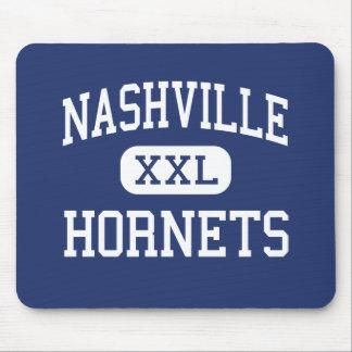 Nashville Hornets Middle Nashville Illinois Mouse Pad