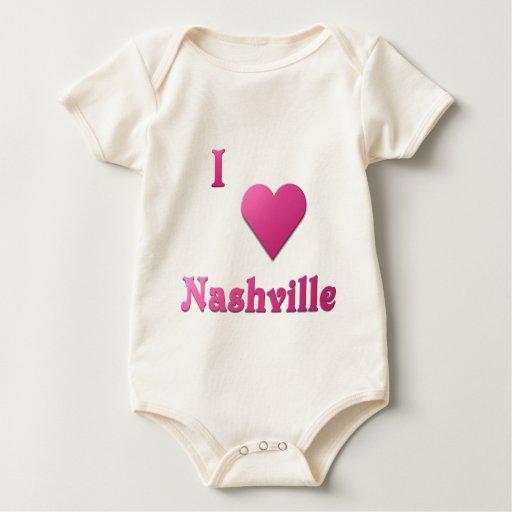 Nashville -- Hot Pink Bodysuits