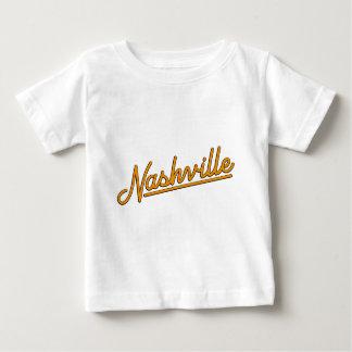 Nashville in Orange Baby T-Shirt