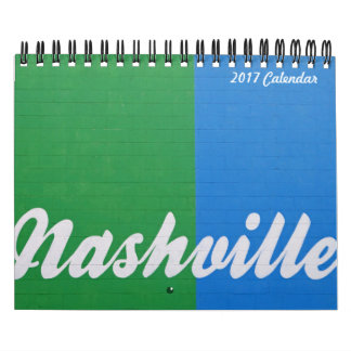 Nashville Lovers Calendar