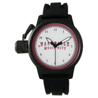 Nashville Music City2 Wrist Watch