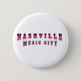 Nashville Music City 2 Button