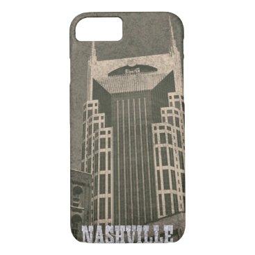 nashville music city batman building phone case