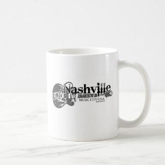 Nashville Music City USA Mug