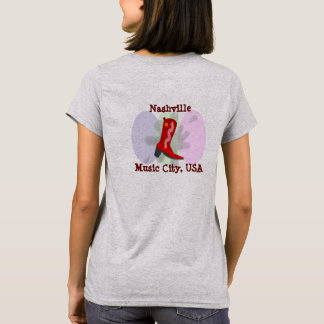 Nashville Music City, USA T-shirt