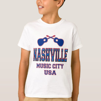 Nashville, Music City USA T-Shirt