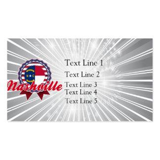 Nashville, NC Business Card Templates
