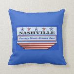 Nashville Pillow