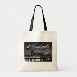 Nashville por la bolsa de asas de Tennessee TN de